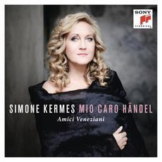 Mio caro Händel mp3 Album by Simone Kermes