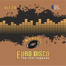 Euro Disco: The Lost Legends, Vol. 24 mp3 Compilation by Various Artists