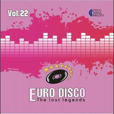 Euro Disco: The Lost Legends, Vol. 22 mp3 Compilation by Various Artists