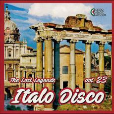Italo Disco: The Lost Legends, Vol. 23 mp3 Compilation by Various Artists