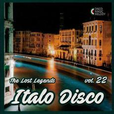 Italo Disco: The Lost Legends, Vol. 22 mp3 Compilation by Various Artists