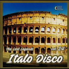 Italo Disco: The Lost Legends, Vol. 24 mp3 Compilation by Various Artists