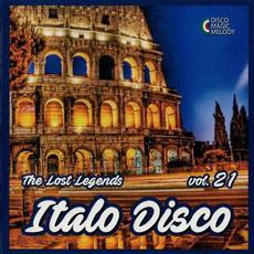 Italo Disco: The Lost Legends, Vol. 21 mp3 Compilation by Various Artists