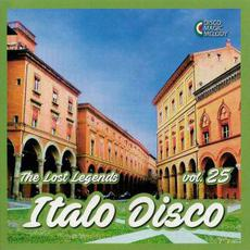 Italo Disco: The Lost Legends, Vol. 25 mp3 Compilation by Various Artists