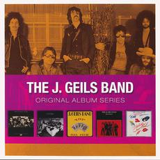 Original Album Series mp3 Artist Compilation by The J. Geils Band
