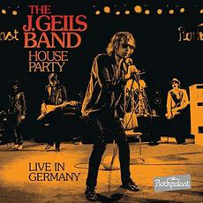 House Party - Live in Germany mp3 Live by The J. Geils Band