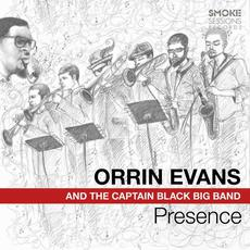 Presence mp3 Album by Orrin Evans and the Captain Black Big Band