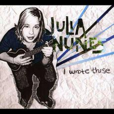 I Wrote These mp3 Album by Julia Nunes