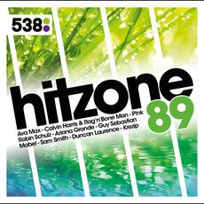 Radio 538 Hitzone 89 mp3 Compilation by Various Artists
