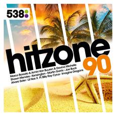 Radio 538 Hitzone 90 mp3 Compilation by Various Artists