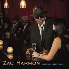 Right Man - Right Now mp3 Album by Zac Harmon