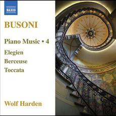 Busoni: Piano Music, Vol. 4 mp3 Artist Compilation by Ferruccio Busoni