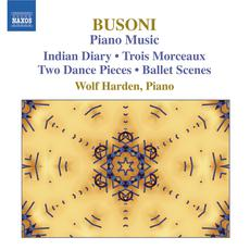 Busoni: Piano Music, Vol. 3 mp3 Artist Compilation by Ferruccio Busoni