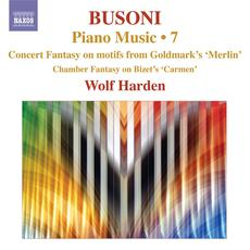 Busoni: Piano Music, Vol. 7 mp3 Artist Compilation by Ferruccio Busoni
