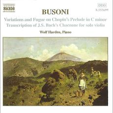 Busoni: Piano Music, Vol. 2 mp3 Artist Compilation by Ferruccio Busoni