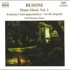 Busoni: Piano Music, Vol. 1 mp3 Artist Compilation by Ferruccio Busoni