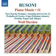 Busoni: Piano Music, Vol. 11 mp3 Artist Compilation by Ferruccio Busoni