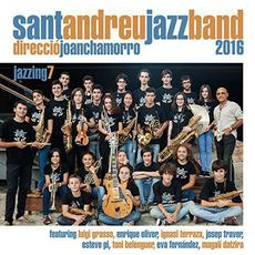 Jazzing 7 mp3 Album by Sant Andreu Jazz Band