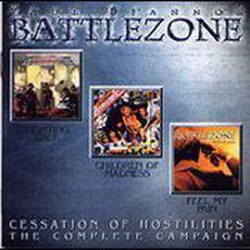 Cessation Of hostilities mp3 Album by Paul Di'Anno's Battlezone