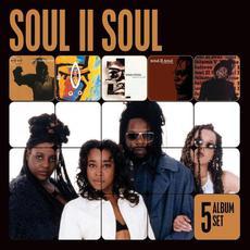 5 Album Set mp3 Artist Compilation by Soul II Soul