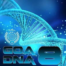 Goa DNA 8 mp3 Compilation by Various Artists