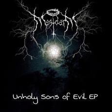 Unholy Sons of Evil mp3 Album by Mastdarm