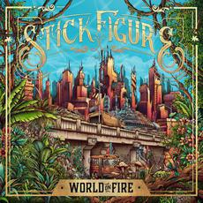 World On Fire mp3 Album by Stick Figure