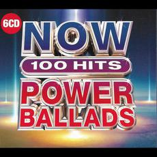 NOW 100 Hits: Power Ballads mp3 Compilation by Various Artists