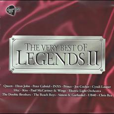 The Very Best of Legends II mp3 Compilation by Various Artists