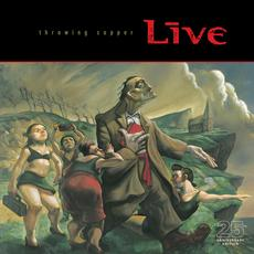 Throwing Copper (25th Anniversary Edition) mp3 Album by Live