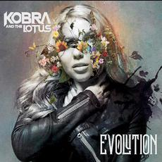 Evolution mp3 Album by Kobra and the Lotus