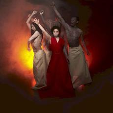 Everywhere We Looked Was Burning mp3 Album by Emel Mathlouthi (آمال المثلوثي)