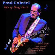 Man Of Many Blues mp3 Album by Paul Gabriel