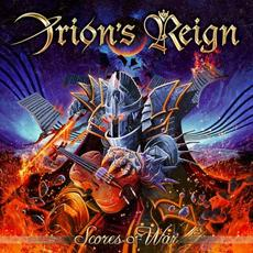 Scores of War mp3 Album by Orion's Reign
