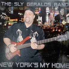 New York's My Home mp3 Album by The Sly Geralds Band