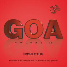 GOA, Volume 70 mp3 Compilation by Various Artists