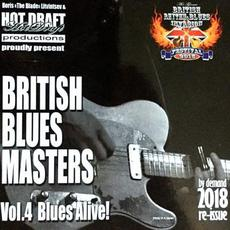 British Blues Masters, Vol.4: Blues Alive! mp3 Compilation by Various Artists