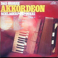 Das Grosse Akkordeon-Schlagerpotpourri - Folge 4 mp3 Album by Günther Gürsch Und Seine Akkordeon-Rhythmiker