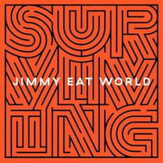 Surviving mp3 Album by Jimmy Eat World