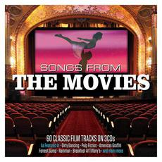 Songs from the Movies mp3 Compilation by Various Artists