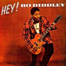 HEY! Bo Diddley! His Fabulous 1950s Hit Singles! mp3 Artist Compilation by Bo Diddley