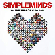 40: The Best of 1979-2019 mp3 Artist Compilation by Simple Minds