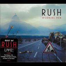 Working Men (Live) mp3 Album by Rush