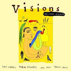 Visions mp3 Album by Melissa Aldana