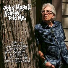 Nobody Told Me mp3 Album by John Mayall