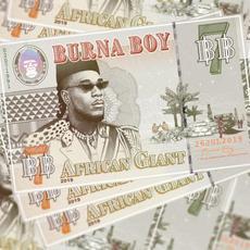 African Giant mp3 Album by Burna Boy