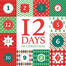 12 Days of Christmas mp3 Compilation by Various Artists