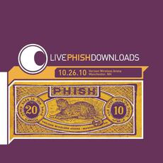 2010-10-26: Verizon Wireless Arena, Manchester, NH, USA mp3 Live by Phish