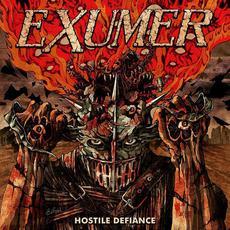 Hostile Defiance (Limited Edition) mp3 Album by Exumer