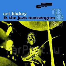 The Big Beat (Re-Issue) mp3 Album by Art Blakey & The Jazz Messengers